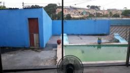 Casa com piscina pra alugar no terra nova
