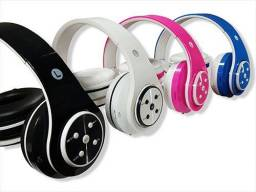 Fone Ouvido Bluetooth Wireless Headphone Stereo Inova NST6