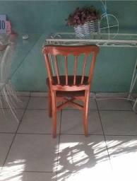 Cadeiras de madeira Goiânia
