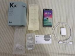 LG K10 2017 novo