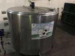 Tanques de leite