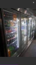 Balcão refrigerado/congelado