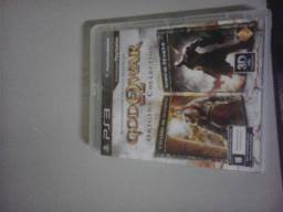 Vendo God of War Collection PS3
