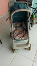 Carrinho de bebê (usado)