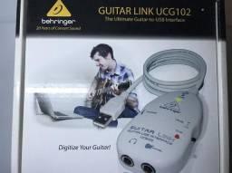 Behinger Guitar Link UCG192