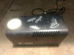 Máquina de fumaça usada
