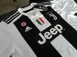 Camisa futebol Juventus 18/19