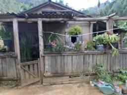 Vendo ou troco um sítio/ serve para agricultura ou reserva