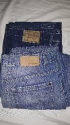 Calça jeans semi novas, originais