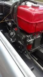 Motor estacionário / Irrigação