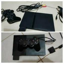 2 PlayStation 2 todo em ordem