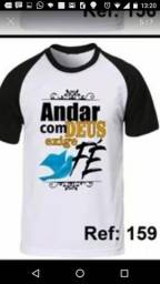 Camisetas Personalizadas Cristãs Evangélica Religiosa Jesus