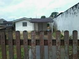Terreno com casa Campina da Barra Araucária