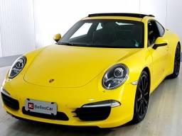 Porsche 911 Carrera S Coupe 3.8 24V (991) - Amarelo - 2014 - 2014
