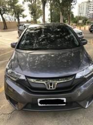 Honda Fit LX 2017 - única dona 21.500km - 2017