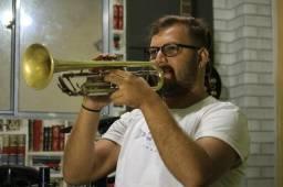 Aula de Trompete - ESCOLA CHAMARE