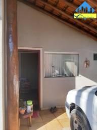 Casa com 2 quartos em Cristais Paulista
