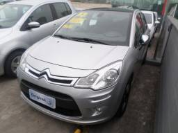 CITROËN C3 1.6 EXCLUSIVE 16V FLEX 4P AUTOMÁTICO - 2013