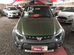 Fiat Strada 1.8 MPI Adventure CD 16V Flex 3p 14/15 - 2015
