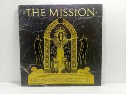 Lp Vinil The Mission Gods Own Medicine