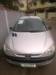 Peugeot 206 ano 203 - 2003
