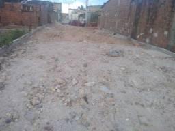 Terreno com Base e aterrado em Jardim Muribeca 7,5x24