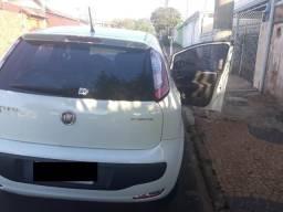 Fiat Punto Attractive Itália 1.4 8v Flex Branco Completo 2015 - 2015