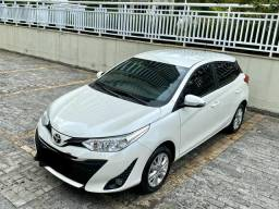 Toyota Yaris 2019 5.000 km Zerado - 2019