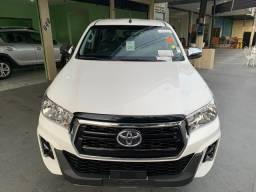 Hilux SRV 2.8 Branca 4X4 Diesel 2020 0KM - 2020