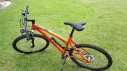 Vendo bicicleta masculina aro 26 seminova