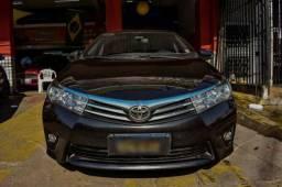 Toyota corolla xei 2.0 + gnv blindado - 2015