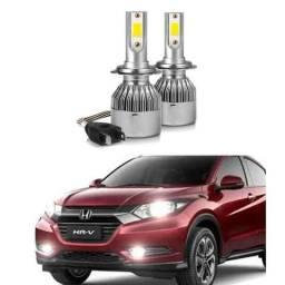 Usado, Kit Ultra Led Full Honda HRV 6000k 12/24v Efeito Xenon comprar usado  Maringa