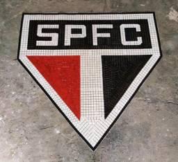 Mosaico Time São Paulo, mosaico piso, mosaico piscina, desenho pescina