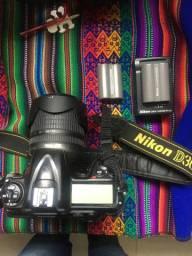 Nikon d300s fotografia e filme profissional