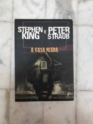 Livro A casa negra de Stephen King e Peter Straub