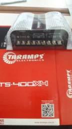Modulo Taramps TS 400 estéreo 4 canais, novo com garantia de 01 ano