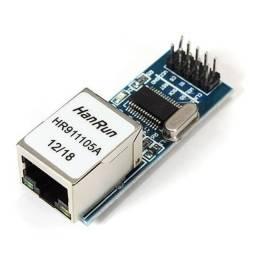 Ethernet Lan Enc28j60 Com Furos Para Fixação arduino comprar usado  Recife