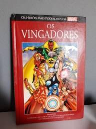 Os Vingadores - Primeira edição da Salvat