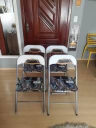 Cadeiras retrateis -TORRANDO