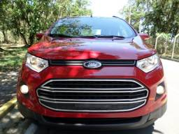 Ford ecosport 1.6 se top pneus novos manuais copia chave emplacada vendo troco financio