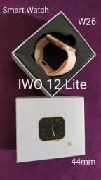"""Smartwatch IWO 12 Lite """"W26"""" ROSA A PRONTA ENTREGA."""