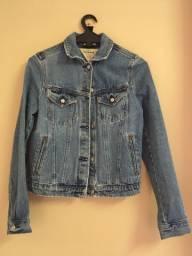Jaqueta Jeans Pull and Bear feminina
