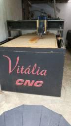 Cnc Router entalhes Madeireira