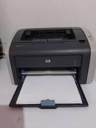Vendo HP laser  modelo 1015