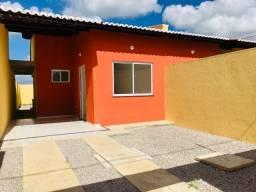 WS casa nova com 2 quartos 2 banheiros na grande messejana