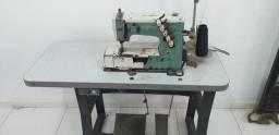 Máquina de costura colarete