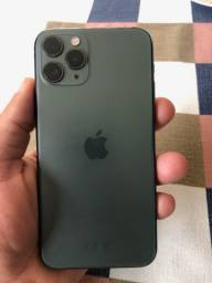 Iphone 11 Pro 64gb Verde Meia-Noite (Aceito Cartão)