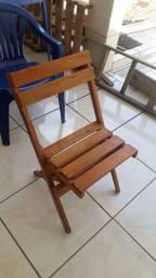 Cadeira retrátil