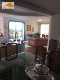 Cobertura com 5 dormitórios à venda, 540 m² por R$ 4.500.000 - Moema - São Paulo/SP