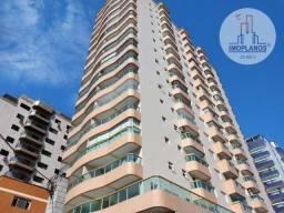Apartamento com 2 dormitórios à venda, 86 m² por R$ 370.000,00 - Tupi - Praia Grande/SP